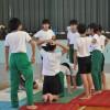 5・6年生 組立体操練習