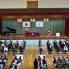 感動!!卒業式