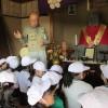 神梅深沢地区「角地蔵様」の学習をしてきました!