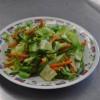 【6年】 三色野菜炒め、めしあがれ!