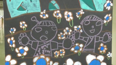 【3年生】読書感想画①