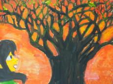 6年 木陰の秘密