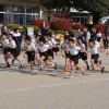 マラソン大会 低学年