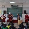 【6年】 アンデス地方の音楽 「フォルクローレ」の学習