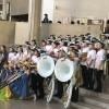 ♪県バンドフェスティバル終わりました♪ 【金管バンド】