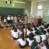2年生と3年生の異学年交流!