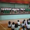 放送委員による児童集会